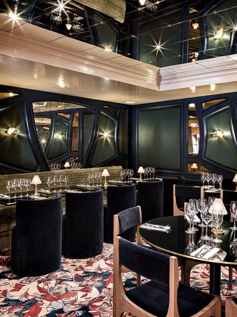 Restaurant Matilda Friedmann & Versace