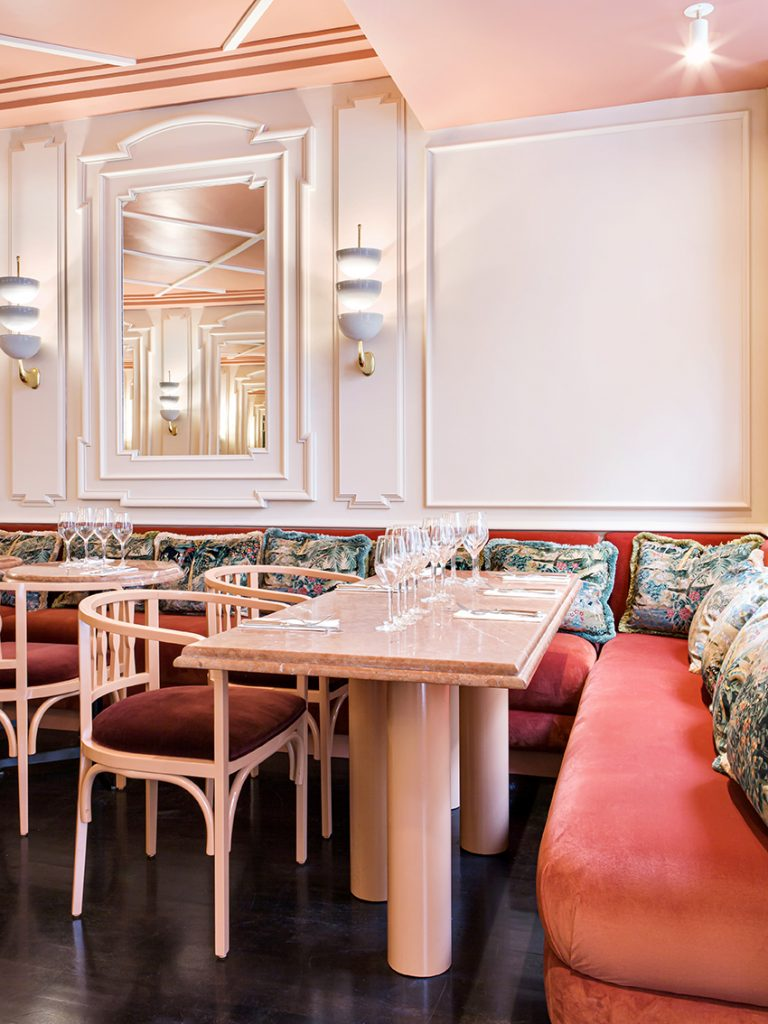 Restaurant Ferona Friedmann & Versace