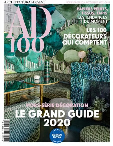 couverture magazine ad 2020