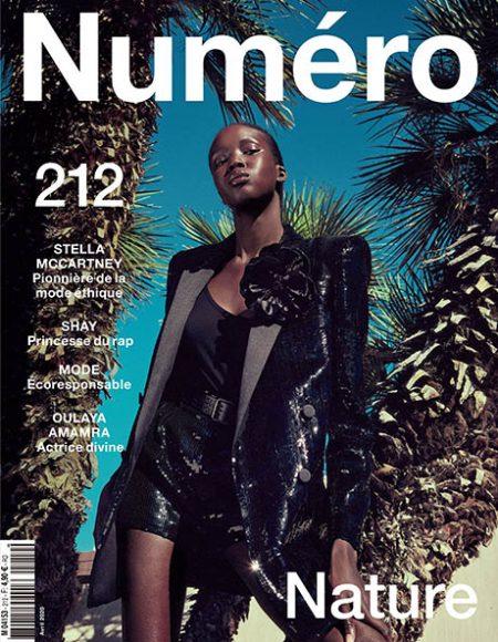 Couverture magazine numéro